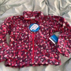 Columbia kids jacket S( 7-8)
